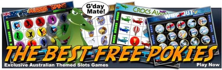 Free Online Pokies Free Online Gambling Opportunities For