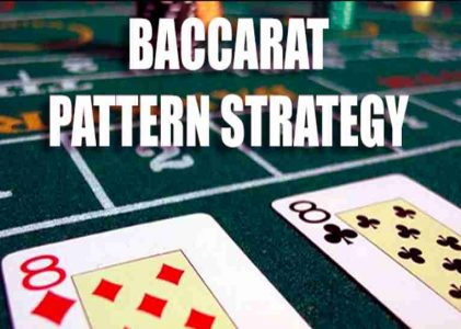 Baccarat strategy in different variations